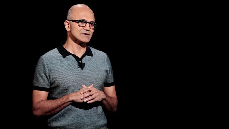 مدیر عامل شرکت مایکروسافت قرارداد ICE را از طریق پست الکترونیکی به کارمندان ارسال می کند