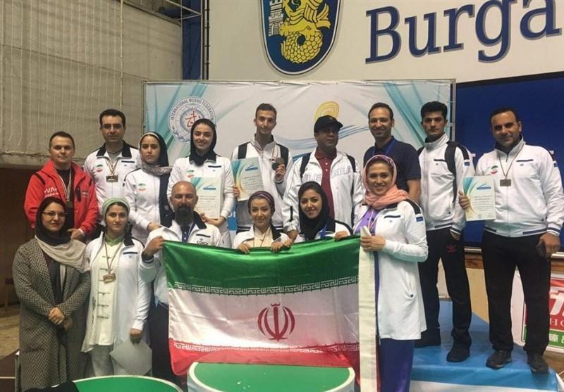مسابقات جهانی تای چی، خاتمه کار نمایندگان کشورمان با کسب 13 مدال