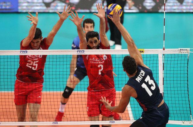 برنامه والیبال ایران در لیگ ملت ها معین شد، میزبانی ایران در دو هفته