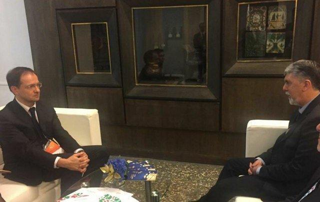 ابراز امیدواری دولت مسکو بر برگزاری هفته فرهنگی روسیه در ایران درسال آینده