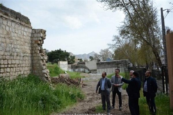 شورای راهبردی قلعه فلک الافلاک تشکیل جلسه می دهد