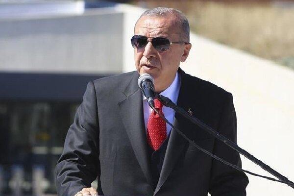 اردوغان خواستار لغو نتیجه انتخابات محلی استانبول شد