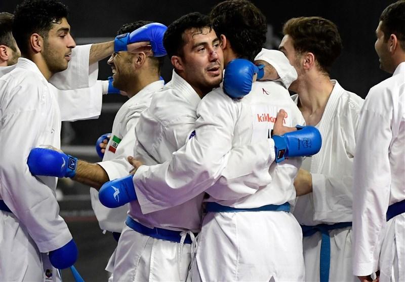 لیگ برتر کاراته وان چین، جدال تمام ایرانی در فینال و رده بندی اوزان 84
