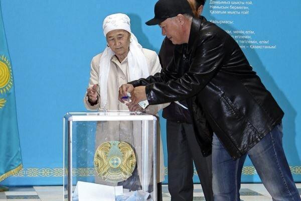 قزاقستان شاهد برگزاری انتخابات ریاست جمهوری است