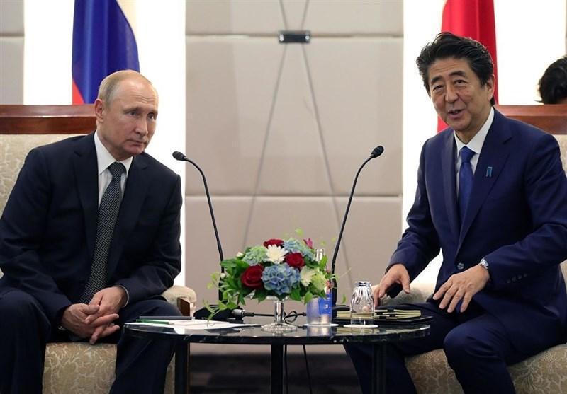 تأکید روسیه و ژاپن بر پیشرفت جدی در توسعه روابط دوجانبه