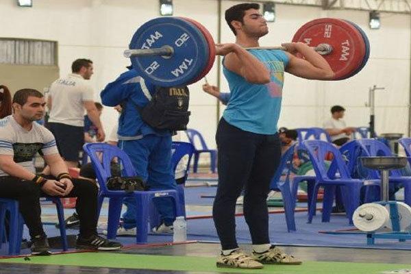 دومین جلسه تمرینی وزنه برداران نوجوان ایران برگزار گردید