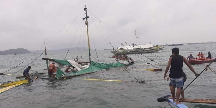 طوفان در فیلیپین موجب مرگ 25 نفر شد