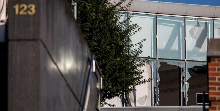 حمله به دفتر یک آژانس مالیاتی در دانمارک