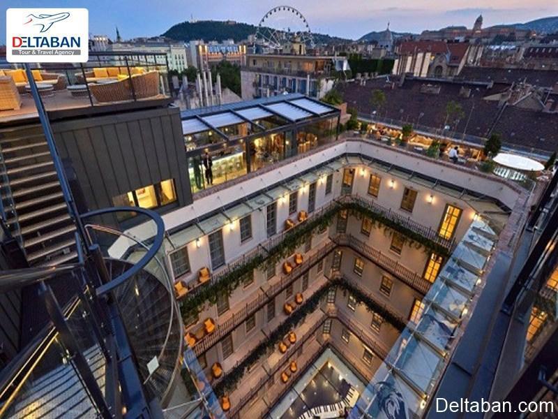 معرفی لوکس ترین هتل های بوداپست
