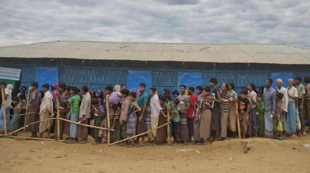 سازمان ملل: بنگلادش نظرسنجی از روهینجایی ها برای بازگشت را شروع نموده است