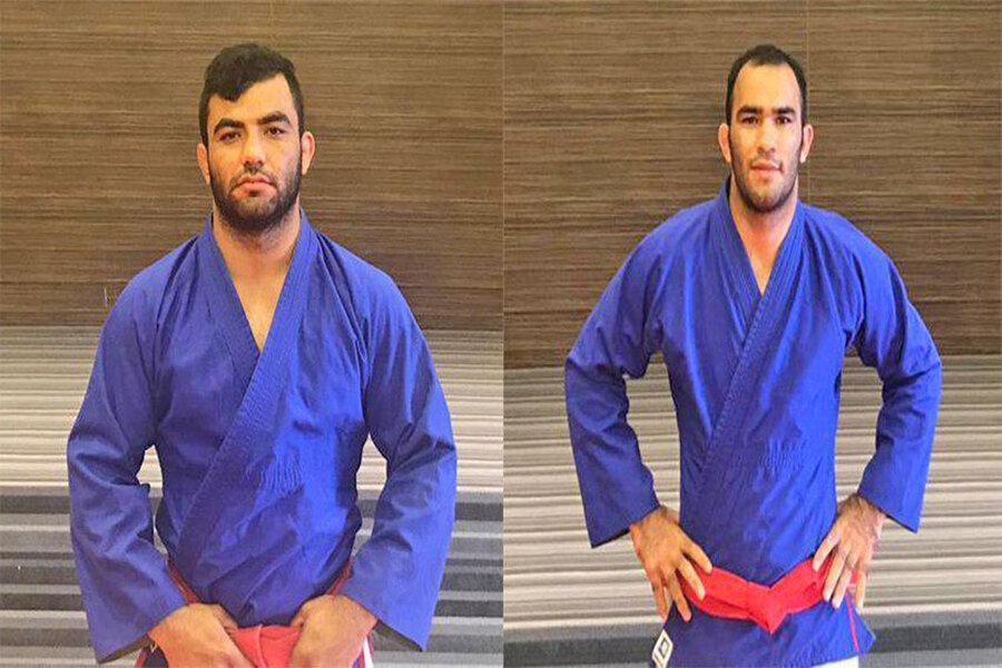 کوراش قهرمانی جهان؛ کسب دو مدال نقره توسط تزتک و علی اکبری