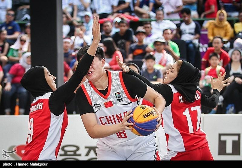 معرفی حریفان تیم بسکتبال سه نفره بانوان در جام جهانی زیر 23 سال