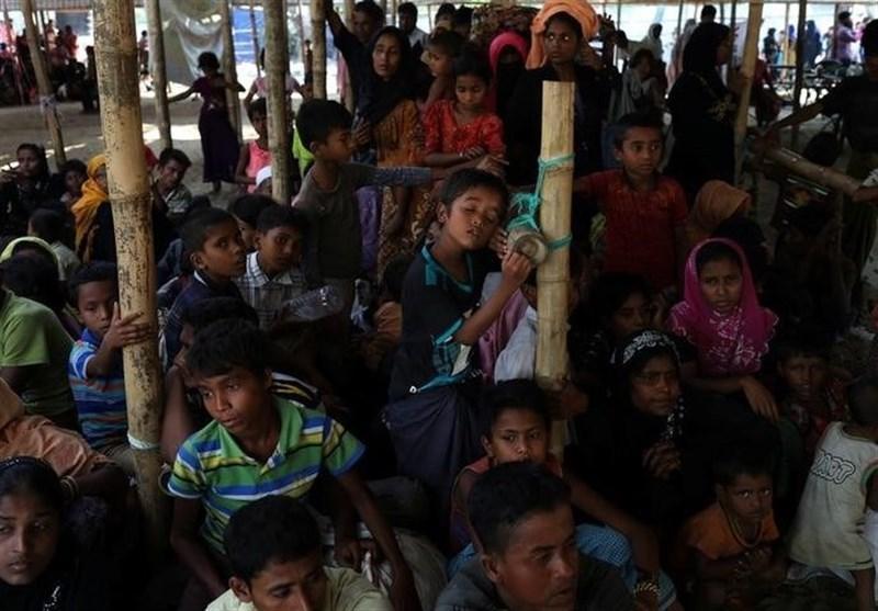 نتایج یک گزارش نشان داد: صدها روستای روهینگیا نابود شده است