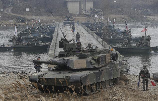 سایه رقابت تسلیحاتی بر سر آسیا در قبال رویکرد ترامپ