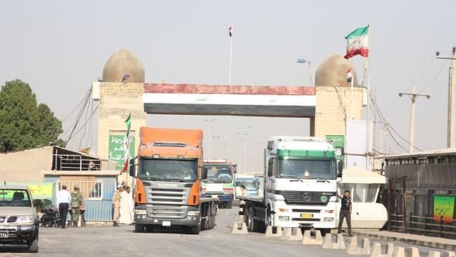 تعرفه جدید گمرکی واردات گوجه فرنگی، سیب زمینی، خیار و سیب درختی به اقلیم کردستان عراق اعلام شد