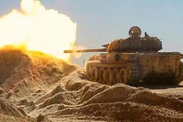 تسلط ارتش سوریه بر یک منطقه استراتژیک در حومه حلب