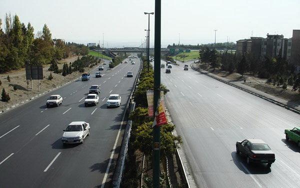 جای اتوبان وسط شهر تهران نیست!