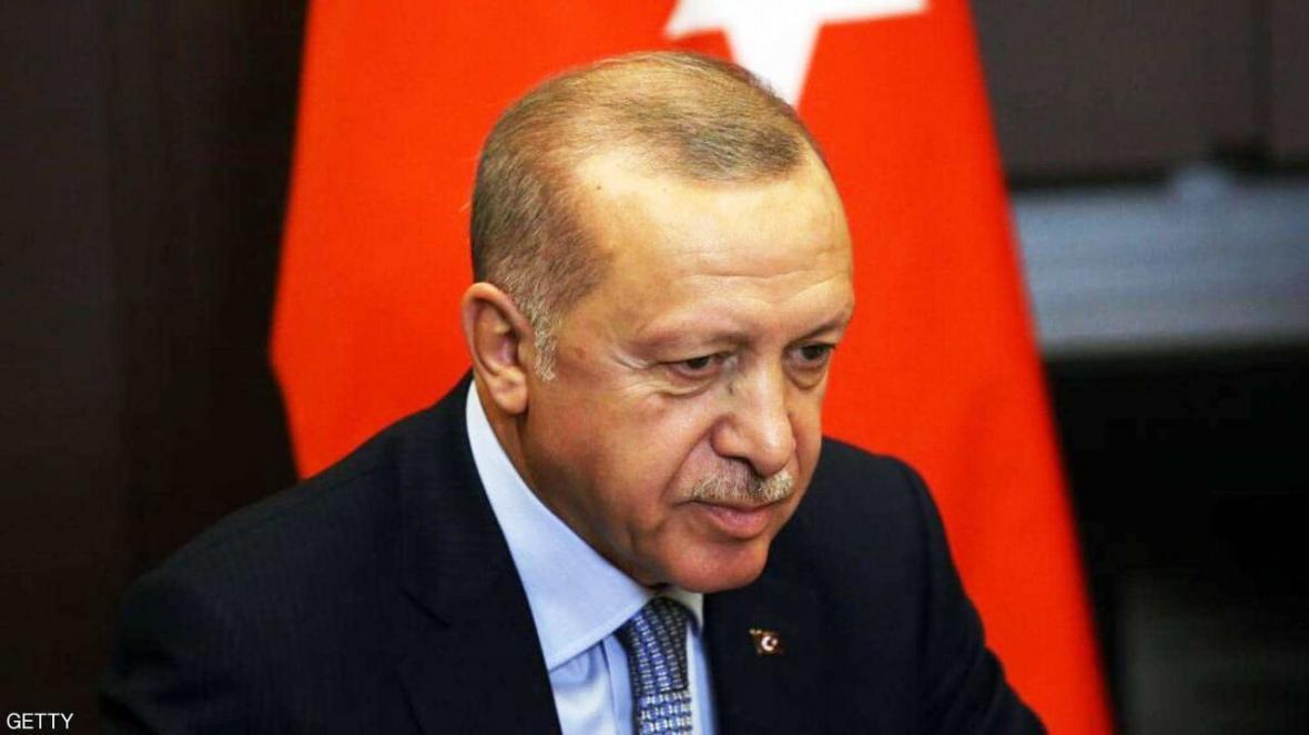 خبرنگاران اردوغان با ترامپ و مرکل درباره ادلب گفت وگو کرد