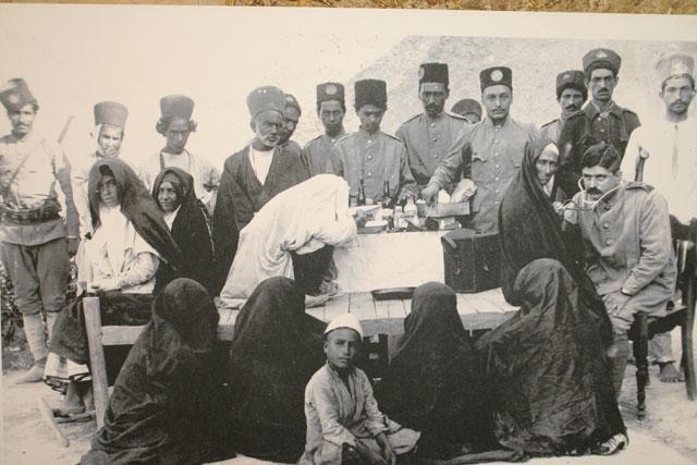 موانع تاریخی قرنطینه در ایران