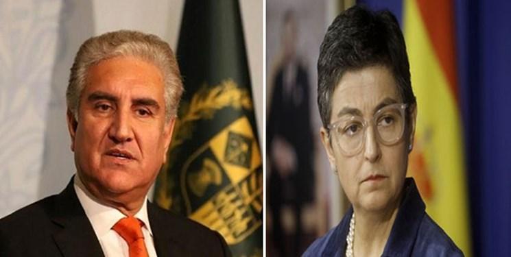 پاکستان دوباره خواهان لغو تحریم های آمریکا علیه ایران شد