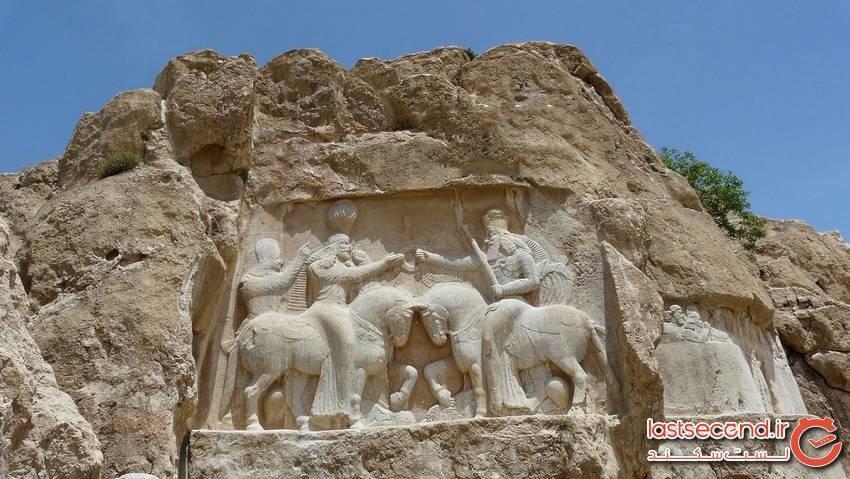 آخرین نیایشگاه هخامنشیان در ایران کشف شد!