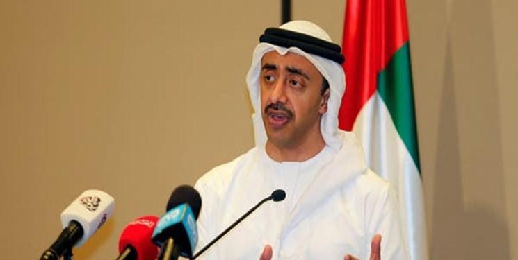 امارات خبر مرگ وزیر خارجه خود را تکذیب کرد