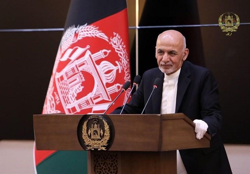 اشرف غنی: افغانستان هیچ نگرانی و ملاحظه ای درباره خروج نظامی آمریکا ندارد