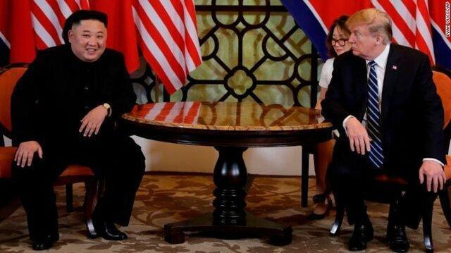 بولتون:رهبر کره شمالی به حرف های ترامپ و نشان دادن نامه های او به شدت خندیده است