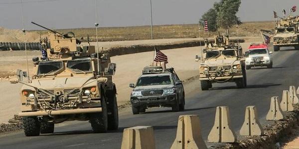 انفجار بمب در جهت کاروان نظامی آمریکا در جنوب عراق