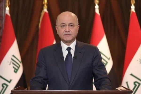 فرمان برگزاری زودهنگام انتخابات پارلمانی عراق امضا شد